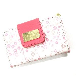 Nanette Lepore Floral Wallet